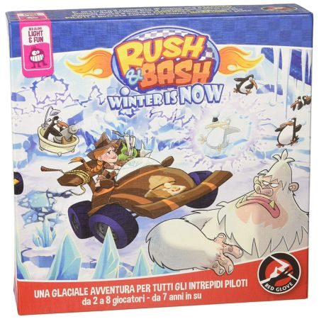 Rush & Bash Winter Is Now