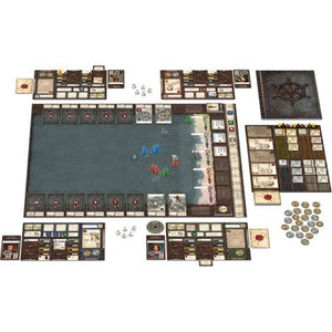 SeaFall Components