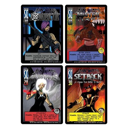 Sentinels of the Multiverse Dark Watch Promo Pack