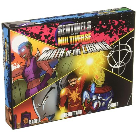 Sentinels of the Multiverse Wrath of the Cosmos