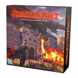 Shadowrift Second