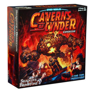 Shadows of Brimstone Caverns of Cynder Expansion