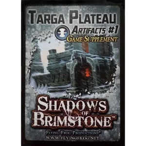 Shadows of Brimstone Targa Artifacts Supplement