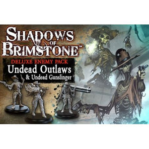 Shadows of Brimstone Undead Outlaws Deluxe Enemy Pack