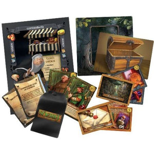 Sheriff of Nottingham Merry Men Components