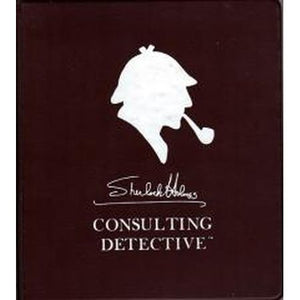 Sherlock Holmes Consulting Detective Binder