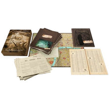 Sherlock Holmes Consulting Detective The Thames Murders & Other Cases Components