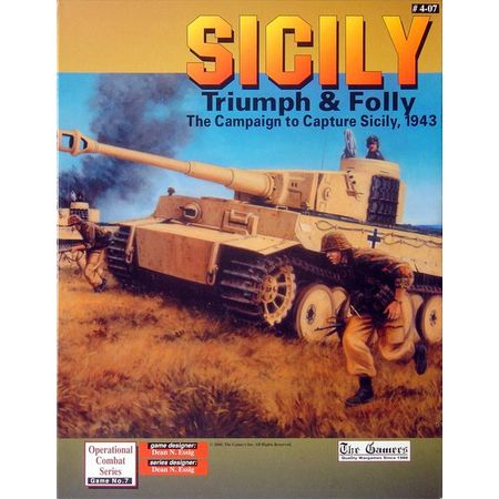 Sicily Triumph and Folly