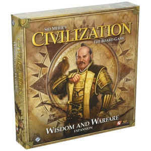 Sid Meier's Civilization The Board Game – Wisdom and Warfare