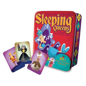 Sleeping Queens Tin