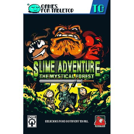 Slime Adventure: The Mystical Forest