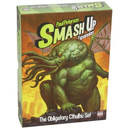 Smash Up The Obligatory Cthulhu Set