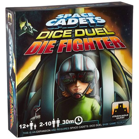Space Cadets Dice Duel – Die Fighter