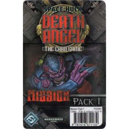 Space Hulk Death Angel – The Card Game – Mission Pack 1