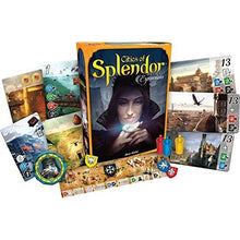 Splendor Cities of Splendor Components