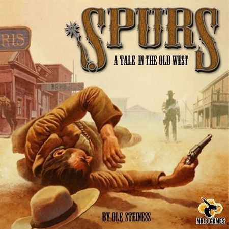 Spurs A Tale in the Old West