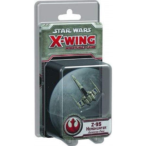 Star Wars X-Wing Miniatures Game – Z-95 Headhunter Expansion Pack