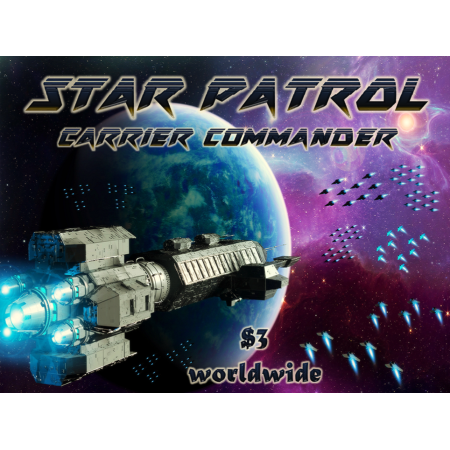 Star Patrol Carrier Commander