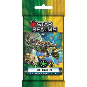 Star Realms Command Deck – The Union
