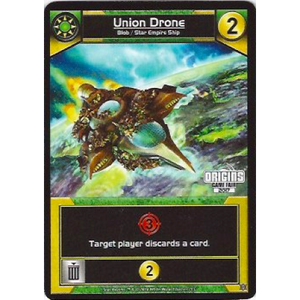 Star Realms Union Drone