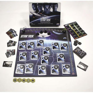 Star Trek Expeditions Components