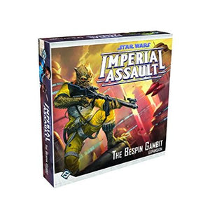 Star Wars Imperial Assault – The Bespin Gambit