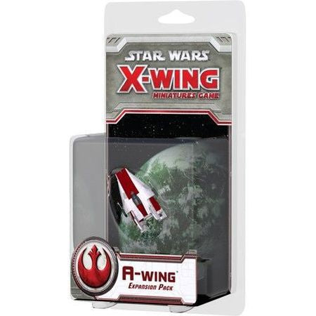 Star Wars X-Wing Miniatures Game – A-Wing Expansion Pack