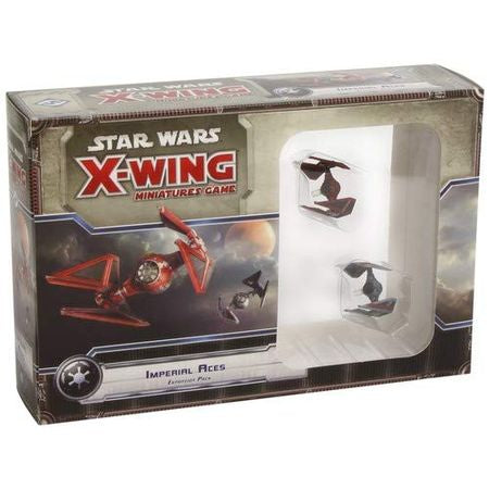 Star Wars: X-Wing Miniatures Game – Imperial Aces Expansion Pack