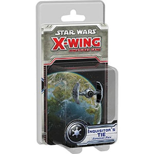 Star Wars X-Wing Miniatures Game – Inquisitor's TIE Expansion Pack