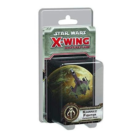 Star Wars X-Wing Miniatures Game – Kihraxz Fighter Expansion Pack