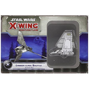 Star Wars X-Wing Miniatures Game – Lambda-class Shuttle Expansion Pack