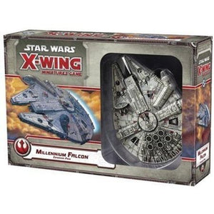 Star Wars X-Wing Miniatures Game – Millennium Falcon Expansion Pack