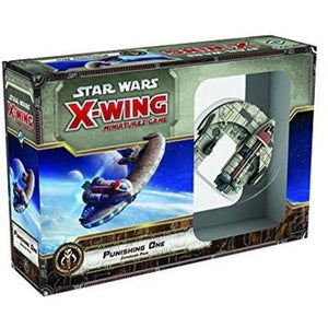 Star Wars X-Wing Miniatures Game – Punishing One Expansion Pack
