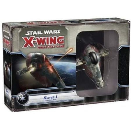 Star Wars: X-Wing Miniatures Game – Slave I Expansion Pack