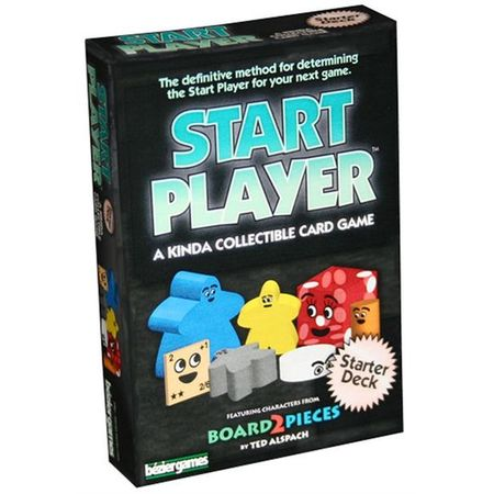 Start Player A Kinda Collectible Card Game