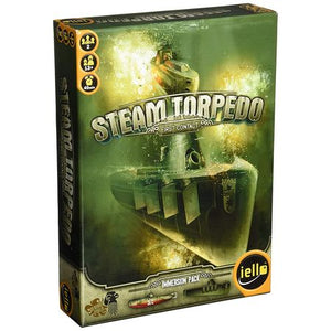 Steam Torpedo First Contact