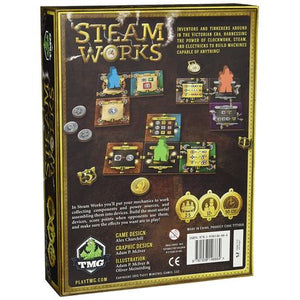 Steam Works Box