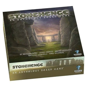 Stonehenge An Anthology Board Game