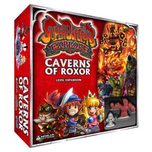 Super Dungeon Explore Caverns of Roxor