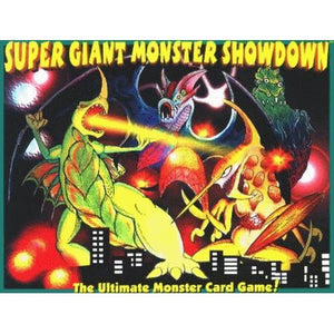 Super Giant Monster Showdown
