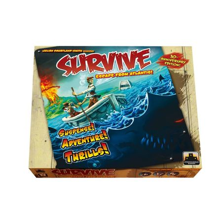 Survive Escape from Atlantis! 30th