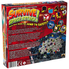 Survive Space Attack! Box