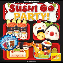 Sushi Go Party! German