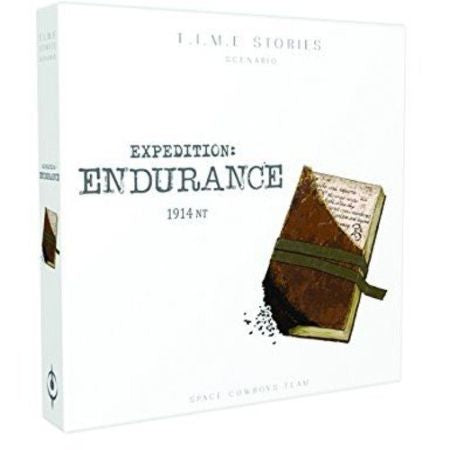 T.I.M.E Stories Expedition Endurance