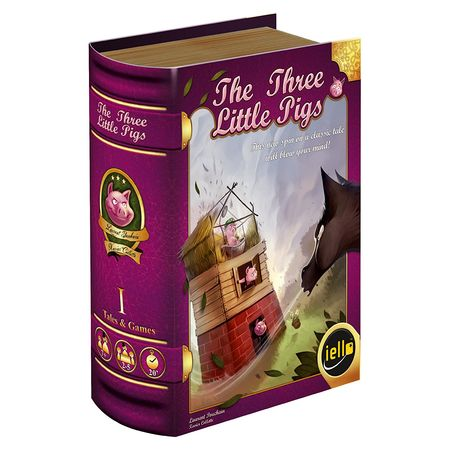 Tales & Games The Three Little Pigs