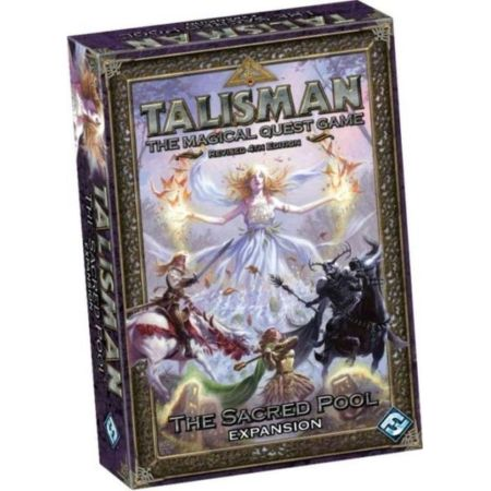 Talisman (Revised 4th Edition) The Sacred Pool Expansion