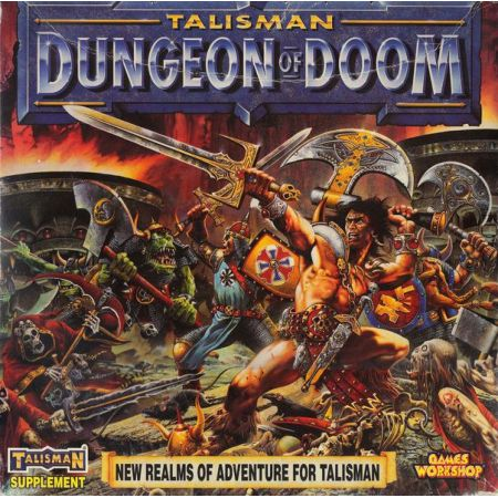 Talisman (third edition) Dungeon of Doom