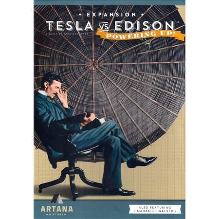 Tesla vs. Edison Powering Up!