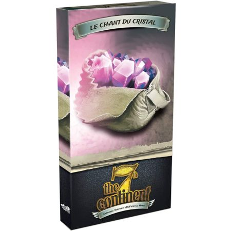 The 7th Continent: The Crystal's Song board game