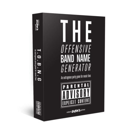 The Offensive Band Name Generator